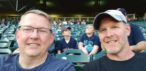 Joe attended Minnesota Twins vs. Houston Astros - MLB on Jun 11th 2021 via VetTix
