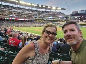 Tim attended Minnesota Twins vs. Houston Astros - MLB on Jun 11th 2021 via VetTix
