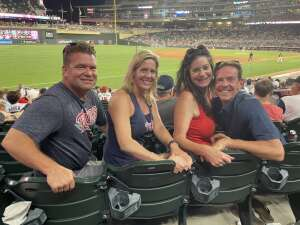COL M attended Minnesota Twins vs. Houston Astros - MLB on Jun 11th 2021 via VetTix