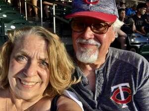 Twins fan attended Minnesota Twins vs. Houston Astros - MLB on Jun 12th 2021 via VetTix