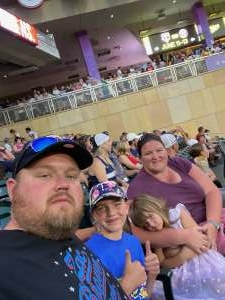 Tom attended Minnesota Twins vs. Houston Astros - MLB on Jun 12th 2021 via VetTix
