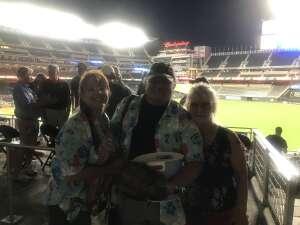 Rabbit at Twins attended Minnesota Twins vs. Houston Astros - MLB on Jun 12th 2021 via VetTix