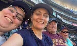 Mark S attended Minnesota Twins vs. Houston Astros - MLB on Jun 12th 2021 via VetTix