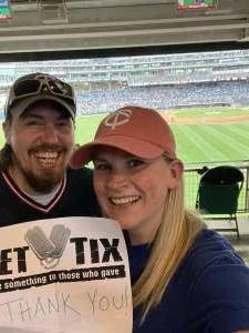 Paden D attended Minnesota Twins vs. Houston Astros - MLB on Jun 12th 2021 via VetTix