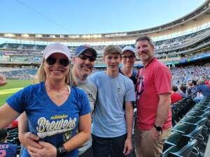 Tim attended Minnesota Twins vs. Houston Astros - MLB on Jun 12th 2021 via VetTix