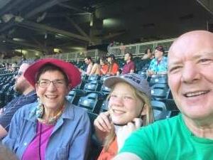 Scott attended Minnesota Twins vs. Houston Astros - MLB on Jun 12th 2021 via VetTix