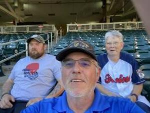 Jim U attended Minnesota Twins vs. Houston Astros - MLB on Jun 12th 2021 via VetTix