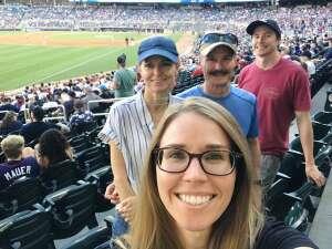 Eric attended Minnesota Twins vs. Houston Astros - MLB on Jun 12th 2021 via VetTix