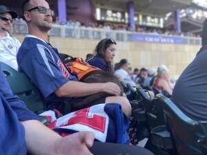 Ryan Johnson attended Minnesota Twins vs. Houston Astros - MLB on Jun 12th 2021 via VetTix