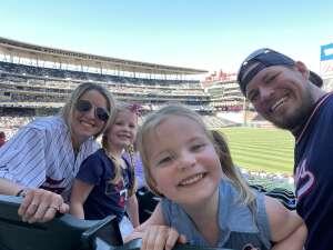 Jeremy Sarder attended Minnesota Twins vs. Houston Astros - MLB on Jun 13th 2021 via VetTix