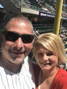 Cary Zahn attended Minnesota Twins vs. Houston Astros - MLB on Jun 13th 2021 via VetTix