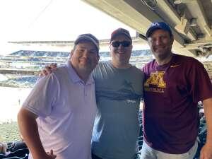 Dave attended Minnesota Twins vs. Houston Astros - MLB on Jun 13th 2021 via VetTix