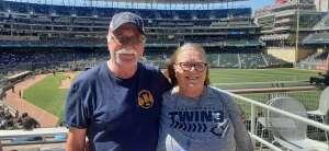 Ken attended Minnesota Twins vs. Houston Astros - MLB on Jun 13th 2021 via VetTix