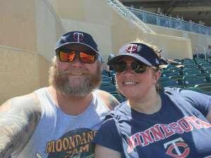 Randy attended Minnesota Twins vs. Houston Astros - MLB on Jun 13th 2021 via VetTix