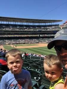 Alex attended Minnesota Twins vs. Houston Astros - MLB on Jun 13th 2021 via VetTix