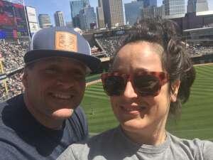 EJ attended Minnesota Twins vs. Houston Astros - MLB on Jun 13th 2021 via VetTix
