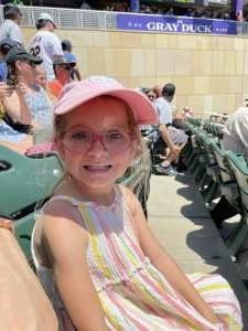 Anderson416 attended Minnesota Twins vs. Houston Astros - MLB on Jun 13th 2021 via VetTix