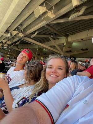 Steve attended Minnesota Twins vs. Houston Astros - MLB on Jun 13th 2021 via VetTix