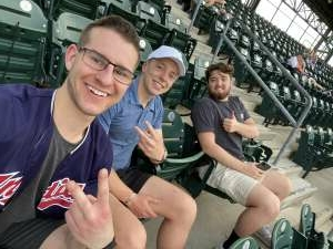 Austin attended Detroit Tigers vs. Cleveland Indians - MLB on May 25th 2021 via VetTix