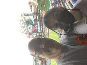 Barry attended Detroit Tigers vs. Cleveland Indians - MLB on May 25th 2021 via VetTix
