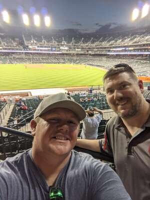 James Havens attended Detroit Tigers vs. Cleveland Indians - MLB on May 25th 2021 via VetTix