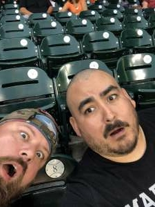 Aaron Correa attended Detroit Tigers vs. Cleveland Indians - MLB on May 25th 2021 via VetTix