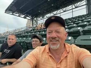 John Vettese attended Detroit Tigers vs. Cleveland Indians - MLB on May 25th 2021 via VetTix