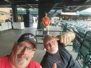 Jim attended Detroit Tigers vs. Cleveland Indians - MLB on May 25th 2021 via VetTix