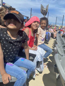 Larry attended Chicago Dogs vs. Sioux City Explorers - American Association of Independent Professional Baseball on May 30th 2021 via VetTix