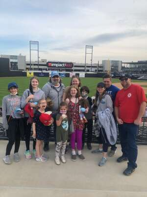 Will attended Chicago Dogs vs. Sioux City Explorers - American Association of Independent Professional Baseball on May 30th 2021 via VetTix