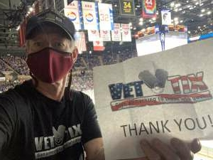Click To Read More Feedback from New York Islanders vs. Pittsburgh Penguins - NHL Playoffs! Game 4 ** Single Seats Only ** Please Read Notes **