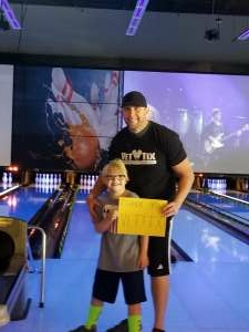 Kyle attended Bowling Fatcats on May 28th 2021 via VetTix