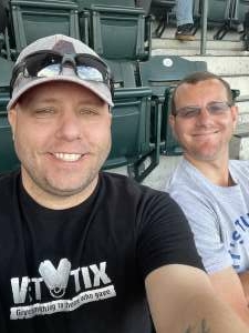 Austin attended Colorado Rockies vs. Texas Rangers - MLB on Jun 1st 2021 via VetTix