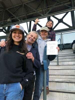 Rick U attended Colorado Rockies vs. Texas Rangers - MLB on Jun 1st 2021 via VetTix