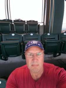 BrianB attended Colorado Rockies vs. Texas Rangers - MLB on Jun 1st 2021 via VetTix