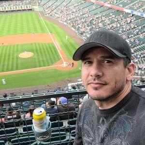 Pete T. attended Colorado Rockies vs. Texas Rangers - MLB on Jun 1st 2021 via VetTix