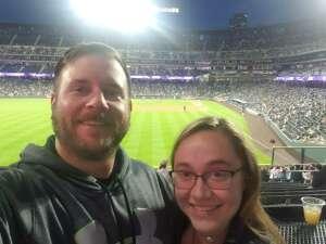 Mike F attended Colorado Rockies vs. Texas Rangers - MLB on Jun 1st 2021 via VetTix