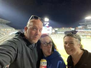Tricia attended Colorado Rockies vs. Texas Rangers - MLB on Jun 1st 2021 via VetTix