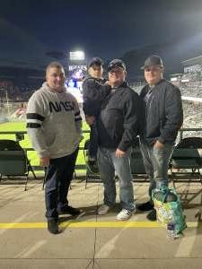 Colby attended Colorado Rockies vs. Texas Rangers - MLB on Jun 1st 2021 via VetTix