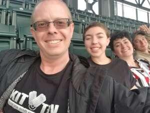 Timmayy attended Colorado Rockies vs. Texas Rangers - MLB on Jun 1st 2021 via VetTix