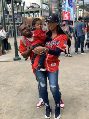 D.weston attended Colorado Rockies vs. Texas Rangers - MLB on Jun 1st 2021 via VetTix