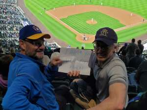 Terry attended Colorado Rockies vs. Texas Rangers - MLB on Jun 1st 2021 via VetTix