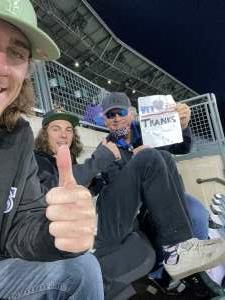 Tom attended Colorado Rockies vs. Texas Rangers - MLB on Jun 1st 2021 via VetTix