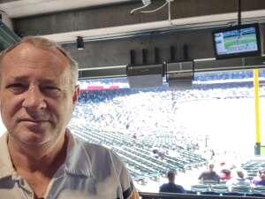 Brett attended Colorado Rockies vs. Texas Rangers - MLB on Jun 3rd 2021 via VetTix