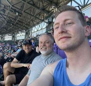 Daniel Anderson attended Colorado Rockies vs. Texas Rangers - MLB on Jun 3rd 2021 via VetTix