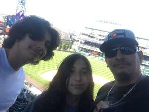 War03Vet attended Colorado Rockies vs. Texas Rangers - MLB on Jun 3rd 2021 via VetTix