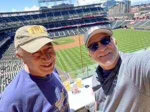 Greg attended Colorado Rockies vs. Texas Rangers - MLB on Jun 3rd 2021 via VetTix