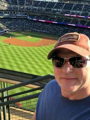 Joe B. attended Colorado Rockies vs. Oakland Athletics - MLB on Jun 4th 2021 via VetTix
