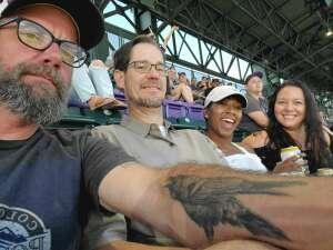 Jason attended Colorado Rockies vs. Oakland Athletics - MLB on Jun 4th 2021 via VetTix