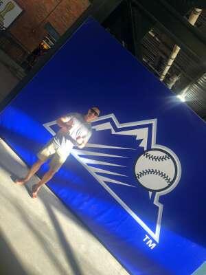 Andres. attended Colorado Rockies vs. Oakland Athletics - MLB on Jun 4th 2021 via VetTix